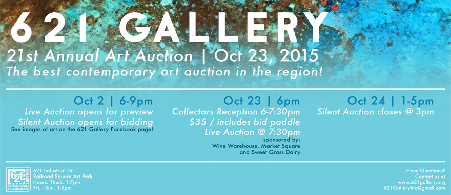 21st Annual Art Auction