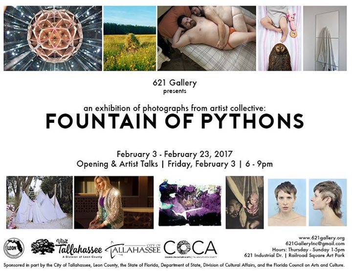 Fountains of Pythons Photography