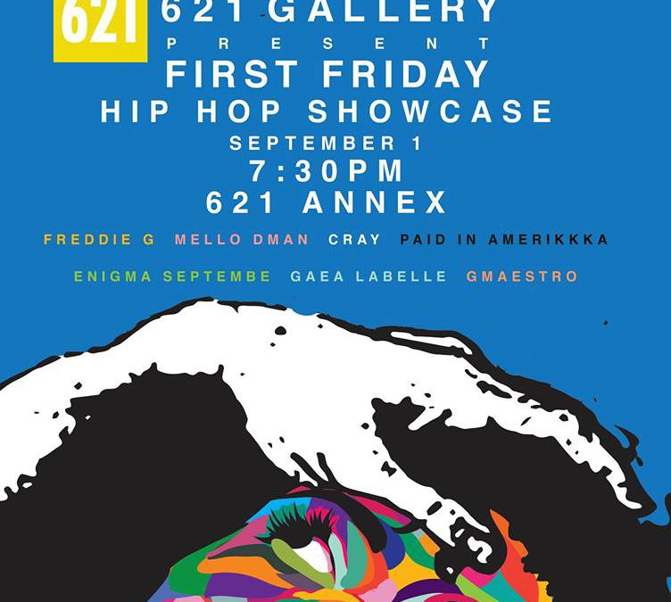 Hip Hop Showcase with Submersive Sounds