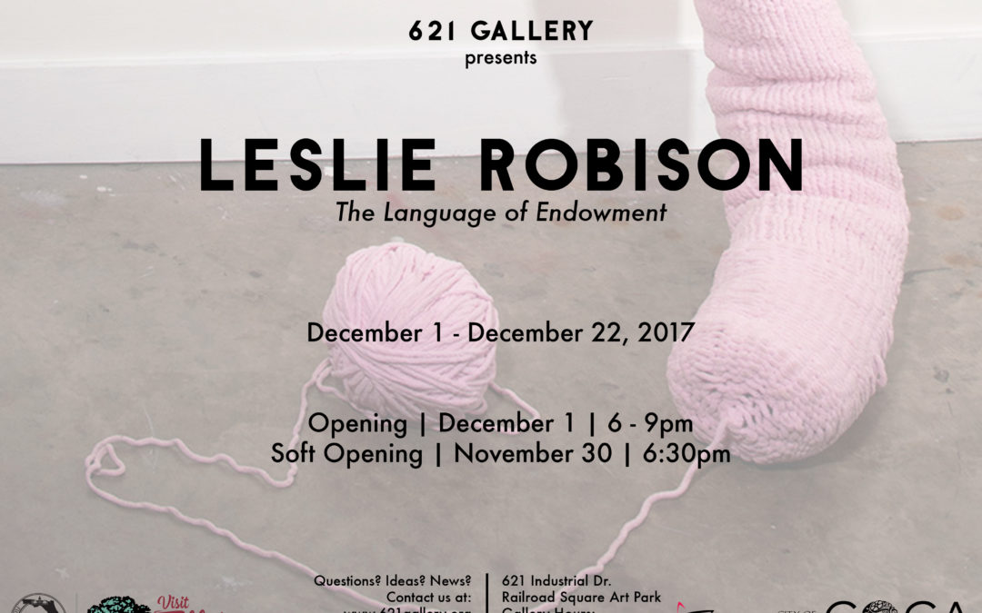 The Language of Endowment by Leslie Robison